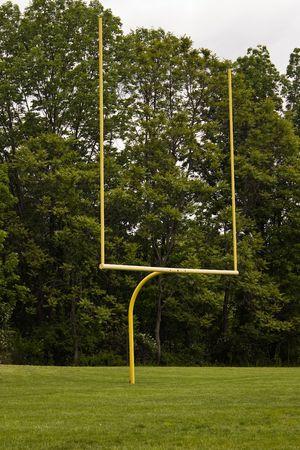 Football Goal Post photo