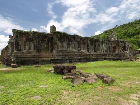 linga: Vat Phou or Wat Phu is in Southern Laos