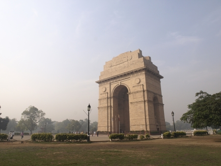 India Gate- The national monument of India photo