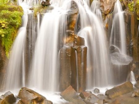 Tad Pha Suam Waterfall, Champasak, Southern of Laos