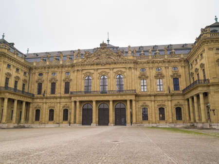 residenz: The Wurzburg Residence (or Wurzburger Residenz in German) is a palace in Wurzburg in southern Germany. Editorial