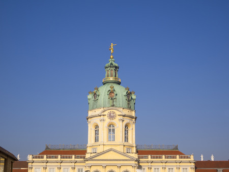 Charlottenburg Palace (German: Schloss Charlottenburg) in Charlottenburg district is the largest palace in Berlin, Germany. This palace was built at the end of the 17th century.