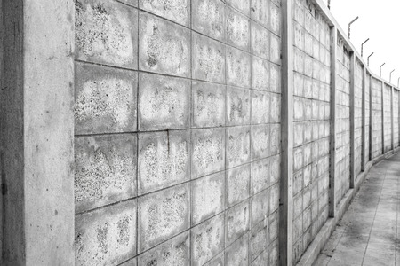 partition: walls partition Stock Photo
