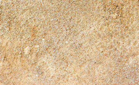 Fond de texture de sol de sable
