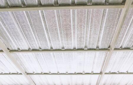 Metal roof house, rainproof and heat resistant