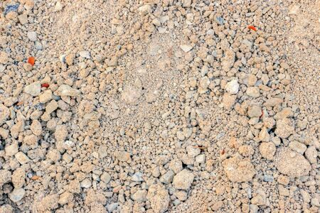 Sandy loam surfaces in agriculture