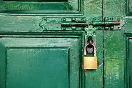 Door locked Stock Photo - 9612069