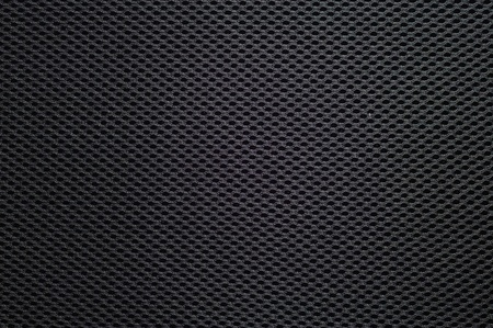 mesh fiber Synthetic texture, black color background Stock Photo - 9773664