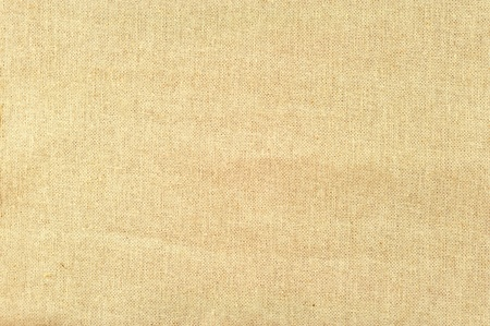 brown flax: Background texture using burlap material.