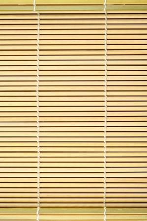 Close up of Bamboo Mat Hintergrund Standard-Bild - 9784911