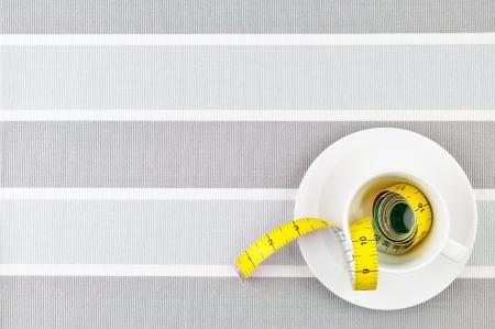 Raum für Notizen Ernährung Standard-Bild - 16408267