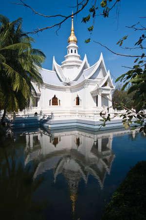 The Reflection of Pavilion photo