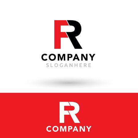 FR company logo Illustration