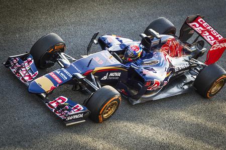 jerez: Max Verstappen Jerez 2015 Editorial