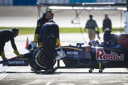 Max Verstappen Jerez 2015 Editorial