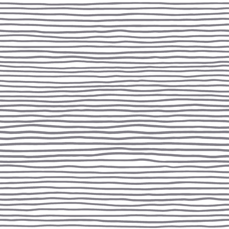 Vector lines. Gray jagged tripes on white background.