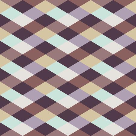 Seamless pattern. Geometric color background. Illusztráció