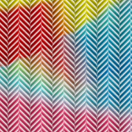 variegated: Colorful herringbone patterned abstract image for backgrounds or wallpaper.