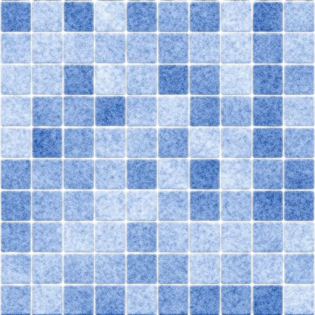 variegated: Seamless tile image in shades of blue for backgrounds or wallpaper. Stock Photo
