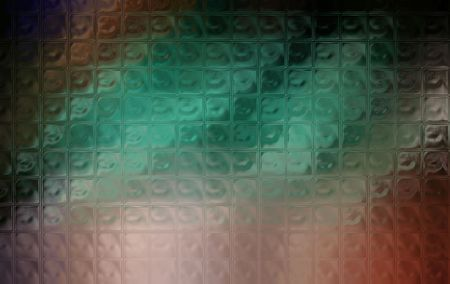 Faux glass image that can be used for a background or wallpaper.