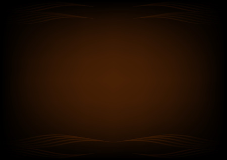 Vector chocolate color background Illustration