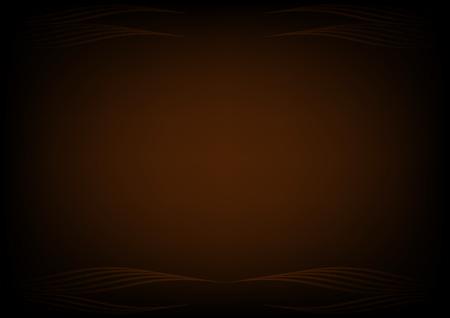Vector chocolade achtergrond kleur