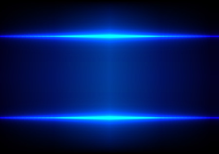 beam: abstract blue light effect background Illustration