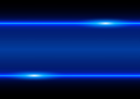 Abstract  background blue ray technology