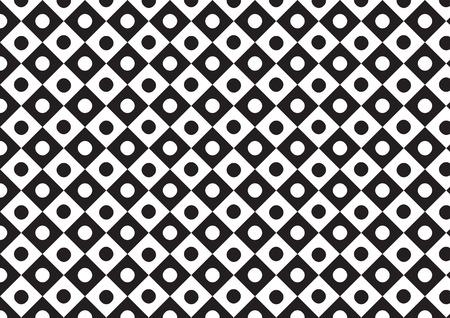 trapezoid: trapecio vector con el modelo del c�rculo negro y color blanco
