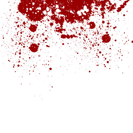 abstract splatter red color background. vector splatter design.
