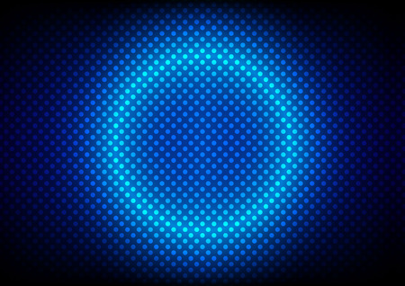 night vision: abstract Dotted pattern background