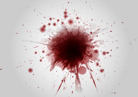abstract  splatter color Illustration