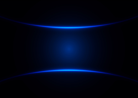 abstract blue light effect background. illustration vector design. blue light effect background