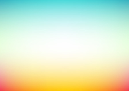 abstrait dégradé coloré. Texture floue lisse abstraite. conception de vecteur d'illustration