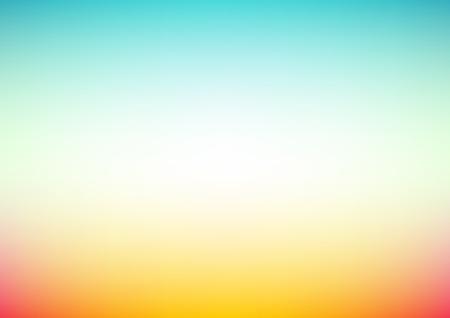 streszczenie kolorowe tło gradientowe. Streszczenie gładka tekstura niewyraźne. ilustracja wektora projektu