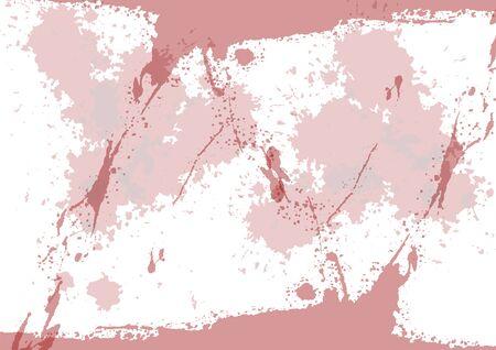 abstract vector splatter red design background concept,  illustration vector design Illustration