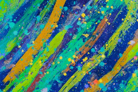 abstract watercolor paint splatter design background