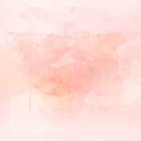crayons: Pink watercolor background vector Illustration