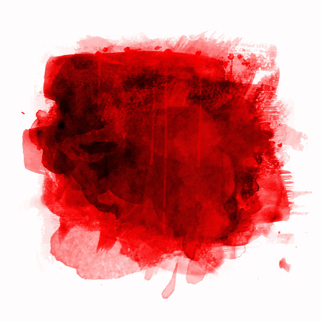 Blood splash vector