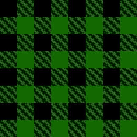 Lumberjack plaid pattern vector Illusztráció