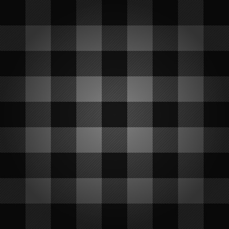 Lumberjack plaid pattern vector  イラスト・ベクター素材