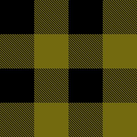 tilting: Lumberjack plaid pattern. Illustration