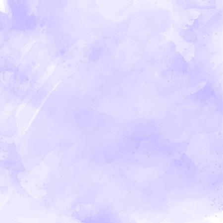 violet aquarelle vecteur de fond.