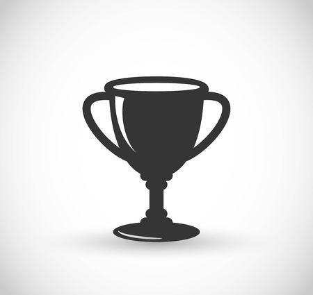 Cup, Trophy vector icon