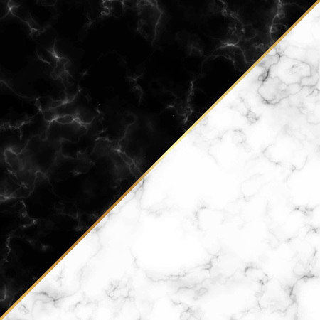 Marble beautiful background vector with gold Ilustracja
