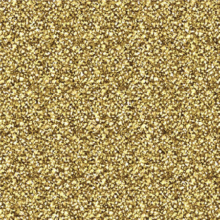 Beautiful gold glitter background vector 免版税图像