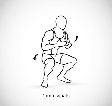 Type of exercise for jump squats
