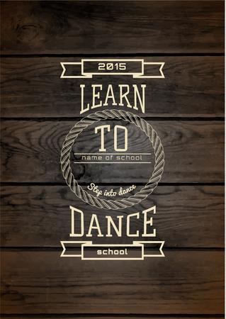 school dance: School of Dance badge