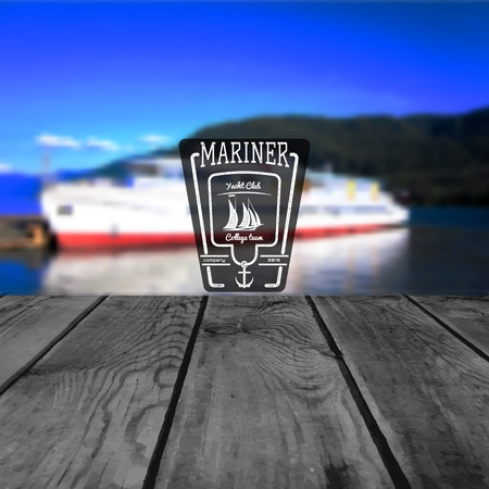 mariner: Mariner club badges and labels for any use