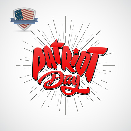 Patriot day badges logos and labels it can be used to design banco de imagens patriot day badges logos and labels it can be used to design greeting card invitation sales and discounts m4hsunfo